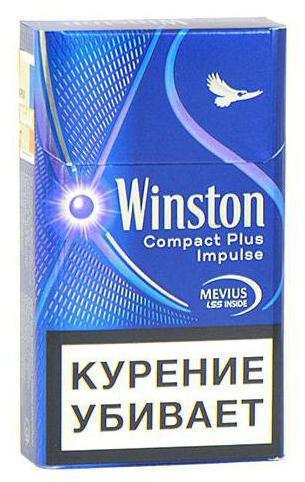 Сигареты Винстон, winston: вкусы, содержание никотина, смолы