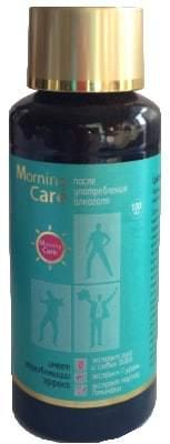 morning care, Монинг Кеа: средство от похмелья, инструкция