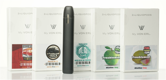 Электронные сигареты Вардекс, vardex: виды и марки