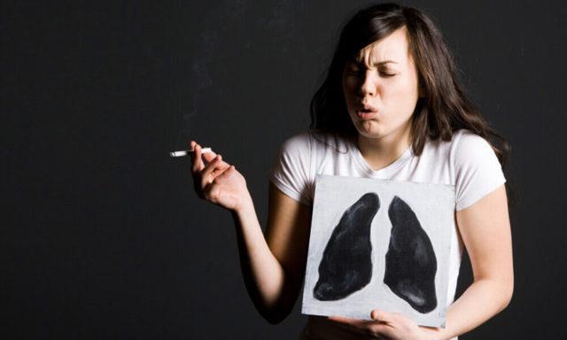 Кашель после отказа от курения: сколько длится, бросание