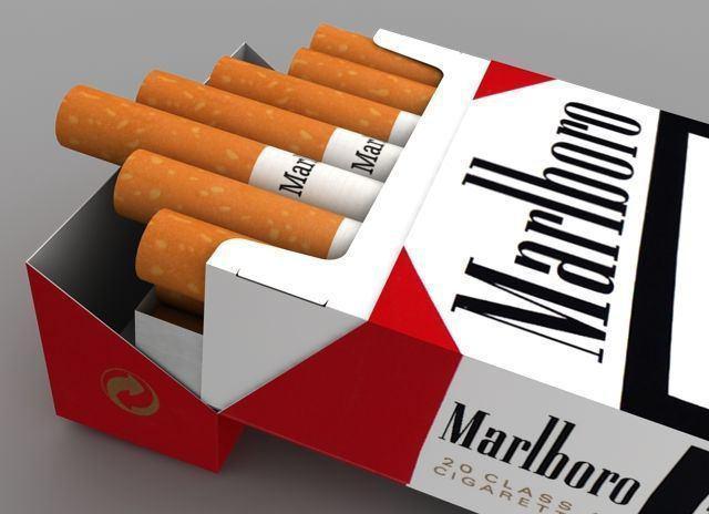 marlboro shuffle: вкусы, содержание никотина, смолы