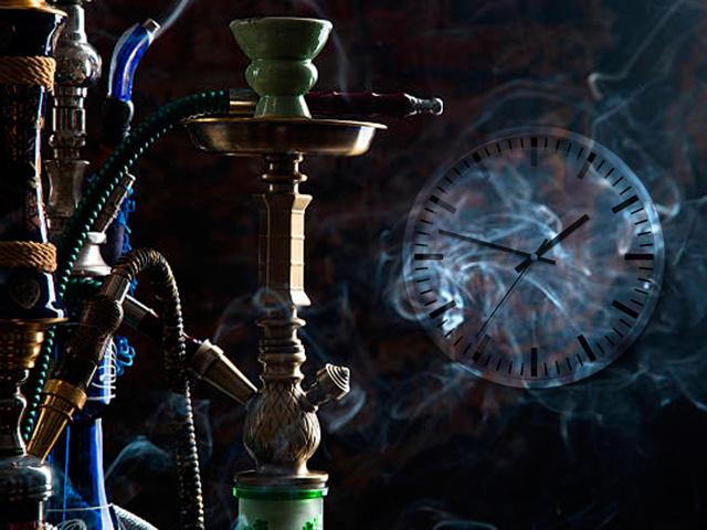 Сколько курится кальян: по времени, можно курить
