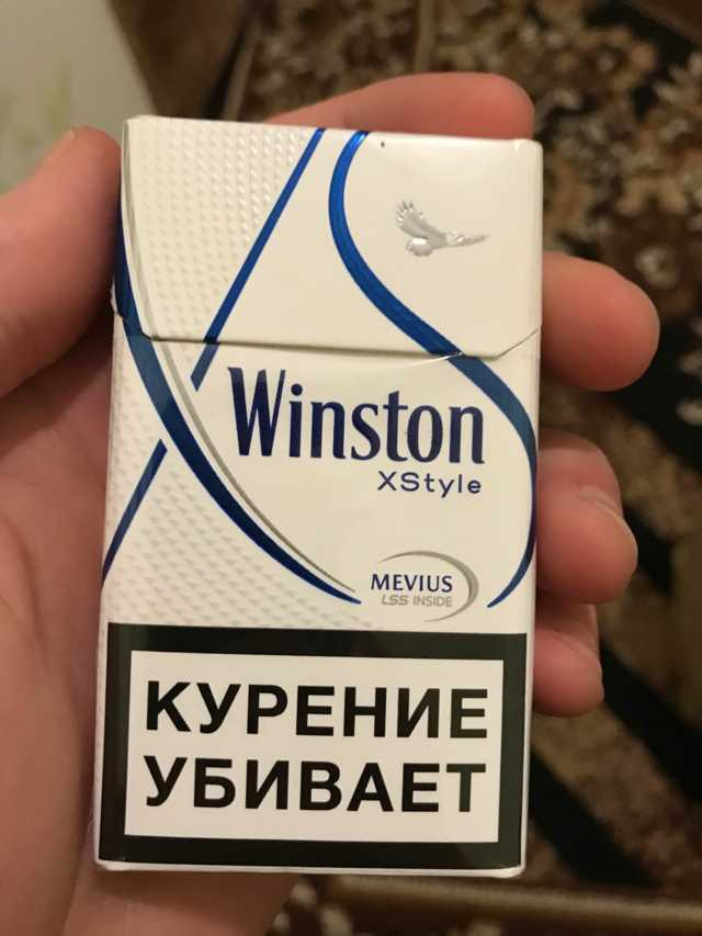 Сигареты Винстон Компакт Плюс, winston compact plus: вкусы, содержание никотина, смолы