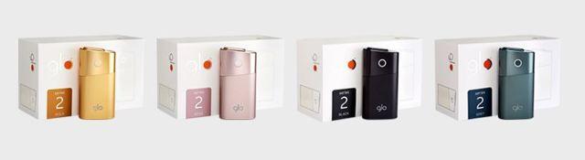 Электронные сигареты, нагреватель табака glo: виды, вкусы