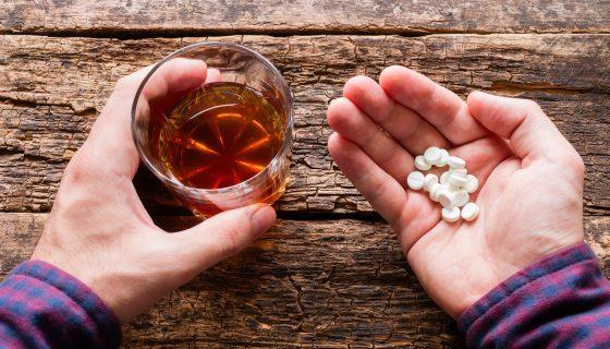Аспаркам и алкоголь: совместимость, через сколько можно, последствия