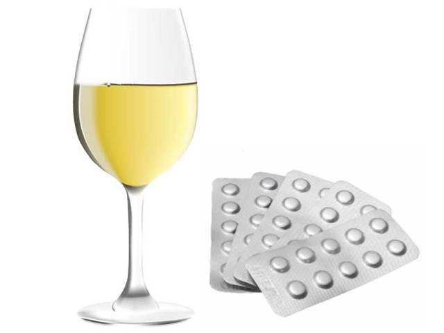 Терафлю и алкоголь: совместимость, через сколько можно, последствия