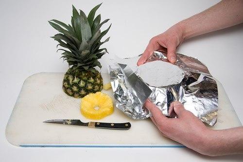 Кальян на ананасе: как сделать, табак, чаша, зубочистка