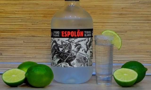 Текила Эсполон Бланко, espolon blanco: крепость, состав, вкус