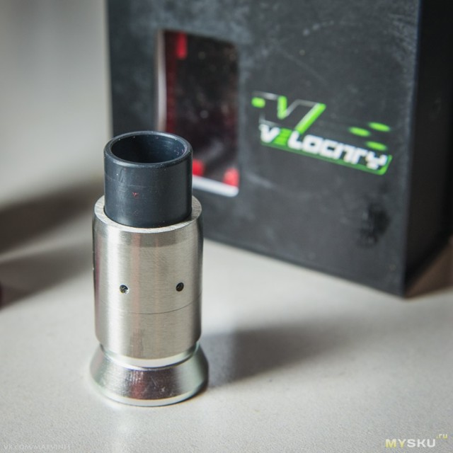 Дрипка Велосити, velocity: rda, обзор, атомайзер