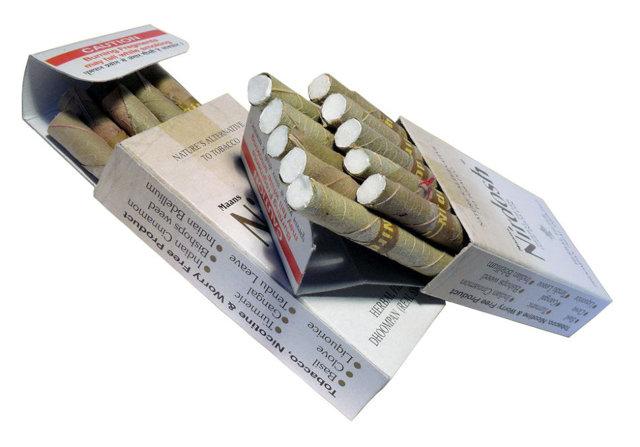Травяные сигареты: виды, вкусы, содержание никотина, смолы