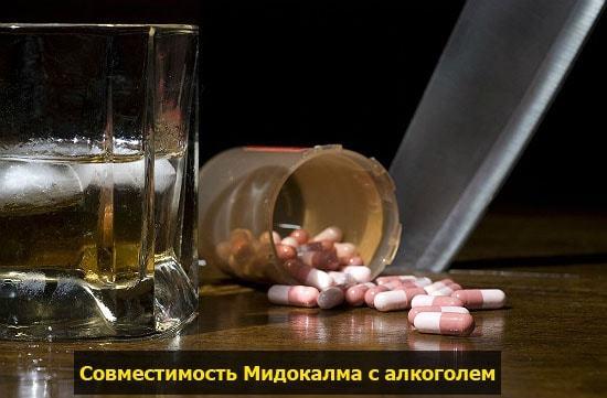 Итомед и алкоголь: совместимость, через сколько можно, последствия