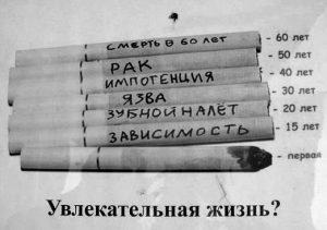 Вред курения для подростков: в подростковом возрасте, на организм