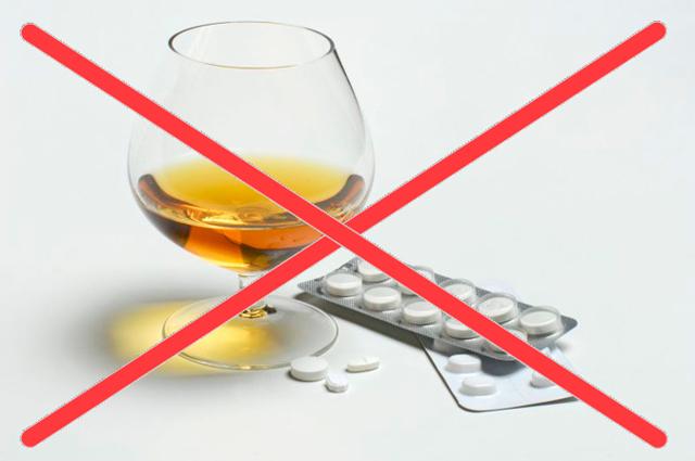 Папазол и алкоголь: совместимость, через сколько можно, последствия
