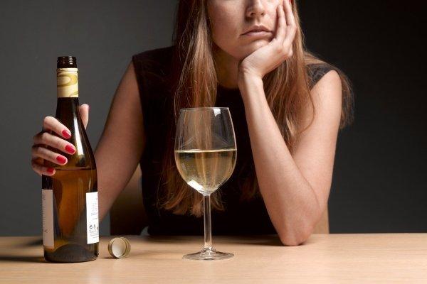 После пьянки высокий пульс