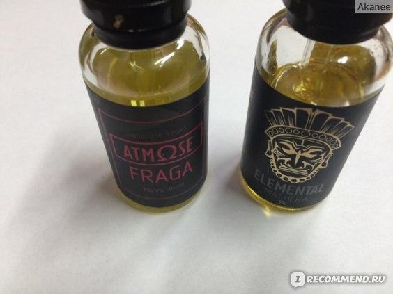 Жидкость atmos, Атмос: fraga, vape, wismec, вкус