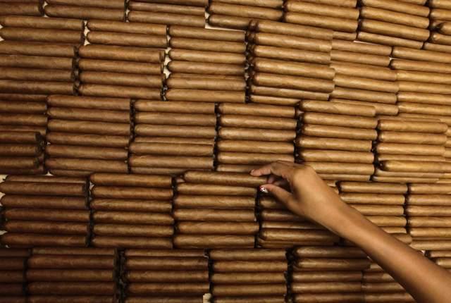 Настоящие кубинские сигары: виды, вкусы, содержание никотина, смолы