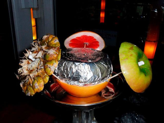 Кальян на фруктах: фруктовой чаше, как сделать