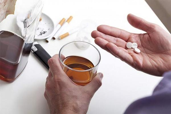Меларена и алкоголь: совместимость, через сколько можно, последствия