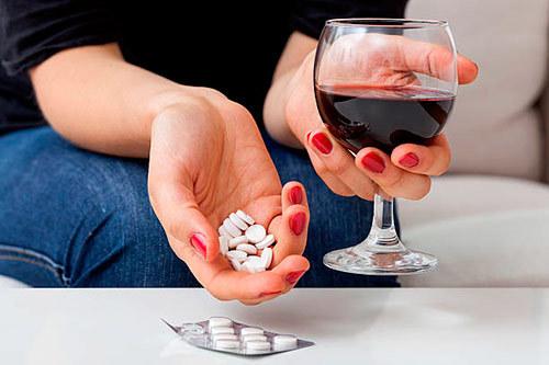 Адаптол и алкоголь: совместимость, через сколько можно, последствия