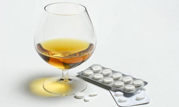 Эдарби и алкоголь: совместимость, через сколько можно, последствия