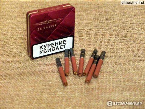 Сигареты с настоящим табаком: список, в России, в каких