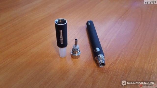Электронная сигарета evod: содержание никотина, смолы
