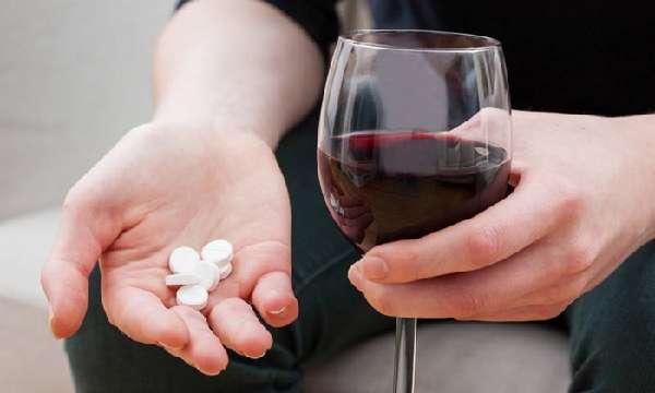 Грандаксин и алкоголь: совместимость, через сколько можно, последствия