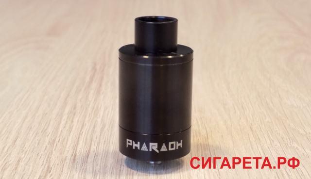 Дрипка Фараон, pharaon: rda, обзор, атомайзер