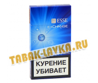 Сигареты esse: виды, вкусы, содержание никотина, смолы