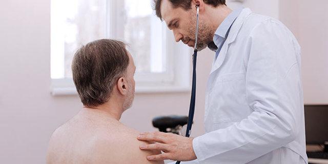 Как определить рак легких: обнаружить, симптомы, в домашних условиях