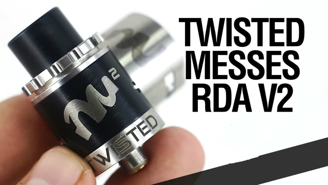 Дрипка Твистед, twisted: messes, rda, обзор, атомайзер