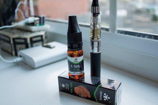 Жидкость для вейпа с никотином: как выбрать, добавить