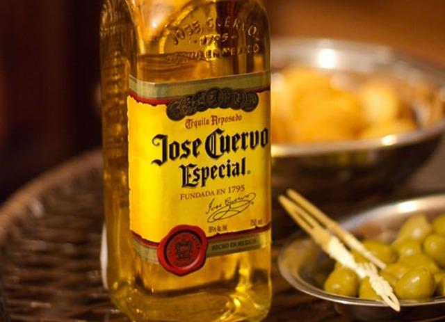 Текила jose cuervo especial, Хосе Куэрво Эспесиаль: крепость, состав, вкус