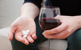 Сенаде и алкоголь: совместимость, через сколько можно, последствия