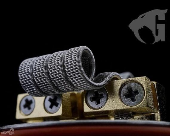 Дрипка Гун, goon: rda, обзор, атомайзер