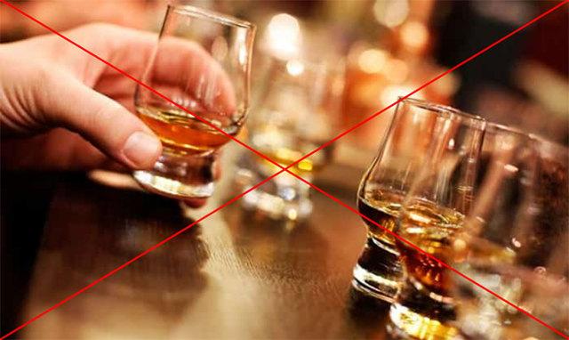 Нольпаза и алкоголь: совместимость, через сколько можно, последствия
