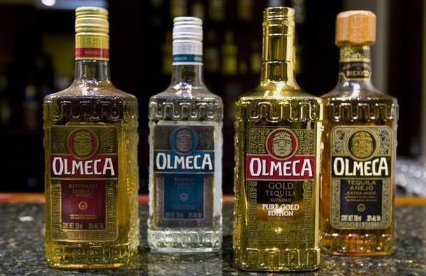 Текила Ольмека Серебряная, olmeca silver: крепость, состав, вкус