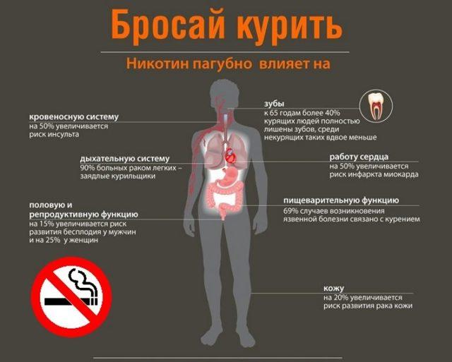 Табакокурение и его влияние на здоровье человека: вред, избавление, кодирование, таблетки, причины, последствия