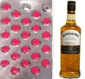 Тералиджен и алкоголь: совместимость, через сколько можно, последствия