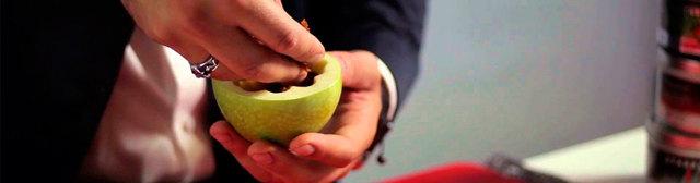 Кальян на яблоке: как сделать, забить, приготовление