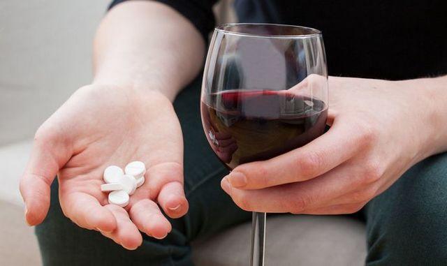 Гептрал и алкоголь: совместимость, через сколько можно, последствия