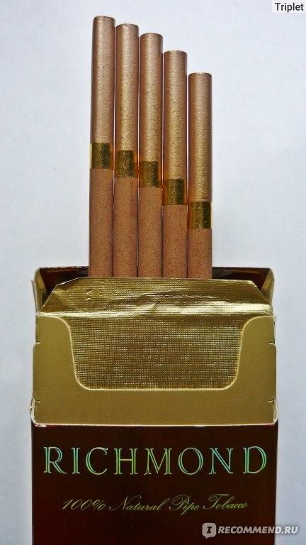 Сигареты Ричмонд, richmond: виды, вкусы, содержание никотина, смолы