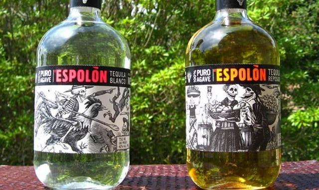 Текила espolon reposado, Эсполон Репосадо: крепость, состав, вкус
