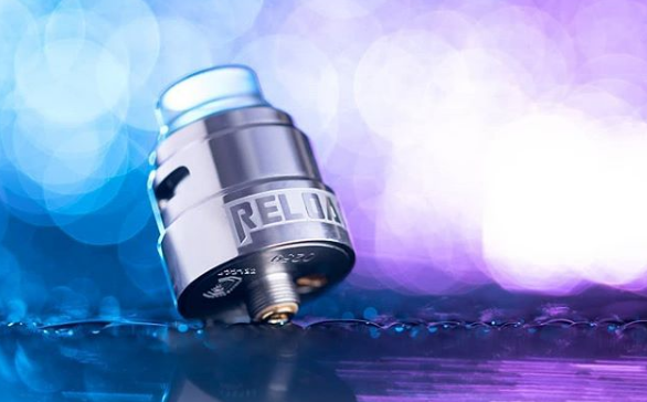 Дрипка Релоуд, reload: rda, обзор, атомайзер