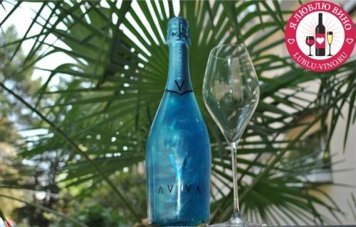 Шампанское aviva blue sky: виды, вкусы, состав