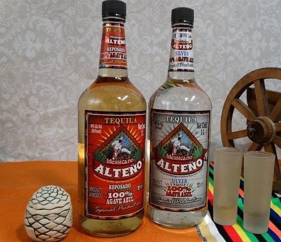 Текила Мессикано Альтено Голд, messicano alteno gold: крепость, состав, вкус