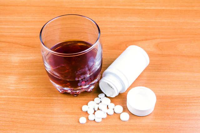 Нурофен и алкоголь: совместимость, через сколько можно, последствия