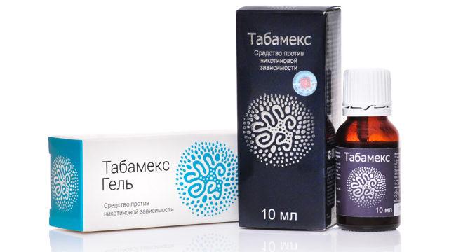 Табамекс капли от курения: инструкция по применению, противопоказания