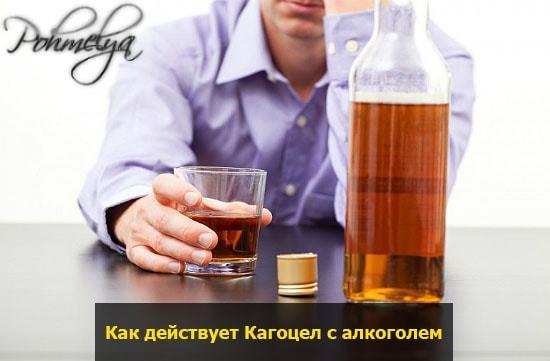 Кагоцел и алкоголь: совместимость, через сколько можно, последствия
