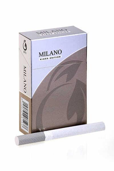 Сигареты milano, Милано: вкусы, содержание никотина, смолы